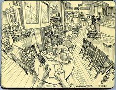 at Washington Perk by paul heaston