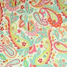 riley blake fabric! LOVE IT!