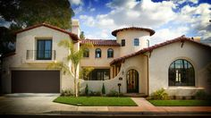 Becbdfa Spanish Colonial Style Home Small Spanish Style Homes Mediterranean Style Homes, Spanish Style Homes, Spanish Revival, Spanish House, Spanish Colonial, Style At Home, L'architecture Espagnole, Style Hacienda, Spanish Exterior