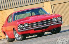 1968 Super Chevy Chevelle