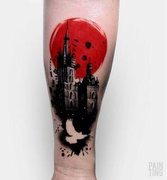 tattoo by @szymgo