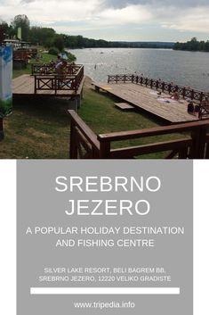 Srebrno jezero (Silver Lake) is a lake on the right bank of the Danube. Belgrade Zoo, Belgrade Fortress, World's Most Beautiful, Beautiful Places, Silver Lake Resort, Assumption Church, Visit Rio, Popular Holiday Destinations, Village Photos