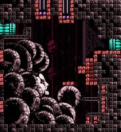 Veruska, Axiom Verge