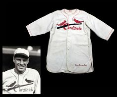 On May 7,1933, the Cardinals traded for Leo Durocher.  See his jersey on exhibit now in the St. Louis Cardinals Hall of Fame and Museum.