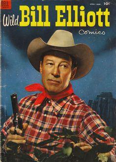 Bill Elliot westerns - Pesquisa Google