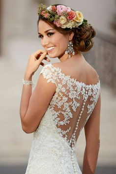 Want to know what is 'in' with regards to bridal fashion? Look no further! Check out our blog post outlining the top wedding dress trends for 2017.
