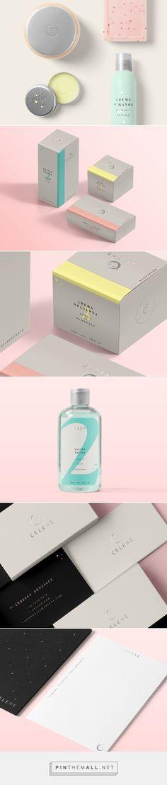 Gorgeous Célene package design