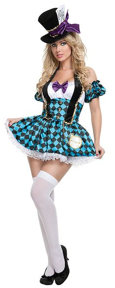 Mad Hatter...Love this!