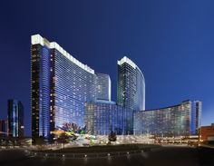 MGM Resorts International sign on to President Obama's Better Buildings Challenge to do their part in cutting down on energy costs