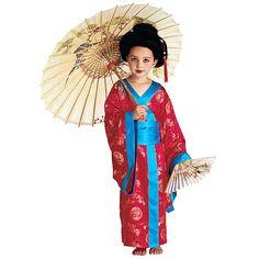 kimono | Kimono Princess Child Costume  sc 1 st  Pinterest & 53 best home images on Pinterest | Costume ideas Female costumes ...