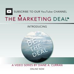 Our video series exploring what means to BE. The Deal in all your marketing, is live. Subscribe free on YouTube and enjoy! Split Second, The Marketing, Exploring, Meant To Be, Channel, Live, Videos, Youtube, Explore