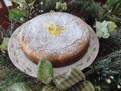 Polenta Cake - The Elegant Occasion Food Blog, Recipes, Planning Notes, Entertaining