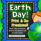 Freebie: Celebrate Earth Day with your students using these ready to go printables, writing templates and Earth Day acrostic poem!  ***Be sure to click the ...