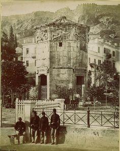 Water clock, Athens - c.1880s