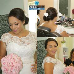Noivas: maquiagem e penteado por Ateliê de Maquiagem Ariana