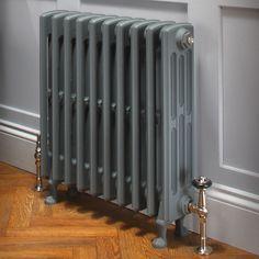 Cast Iron Radiator | LBT 300-4 | Traditional Cast Iron Radiators | Hunt Heating