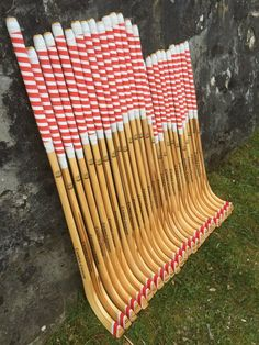 Tanera Camans - Scotland's leading independant custom made Shinty Caman manufacturer.......Beautiful Shinty Sticks made in Inverness, Scotland