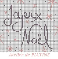 Christmas Cross, Xmas, Christmas Ornaments, Cross Stitching, Pixel Art, Embroidery, Bon Weekend, Isabelle, Patterns