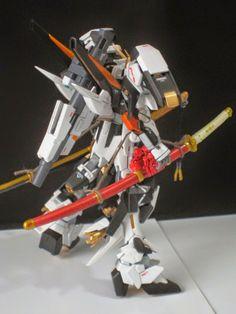 GUNDAM GUY: V2 Gundam 神威 Divinty - Custom Build