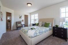 Our gorgeous Owner's Suite of the Sierra Elev II at Cimarron Forest in Wentzville MO.