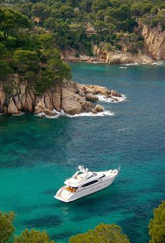 Costa Brava, Spain ... coastal region of northeastern Catalonia www.NorthSpainVillas.com