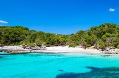Cala Turqueta - Mejores calas y playas de Menorca