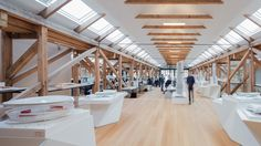 Gallery of Look Inside a Selection of Danish, Finnish, Norwegian and Swedish Architecture Offices Photographed by Marc Goodwin - 20