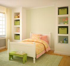decorar un dormitorio pequeño   Diseño de interiores