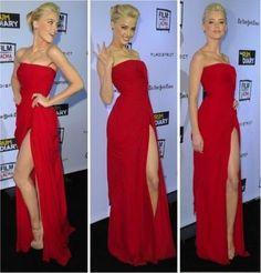 Eva... Amber Heard #crossfire