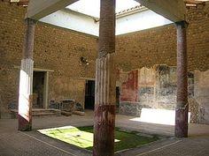 Villa San Marco - Atrio #scavidistabia #stabia #archeologia #archeology #pompei #hotelstabia #faunopompei #italy #stabiaruins