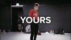 Yours - SG Lewis / Sean Lew Choreography