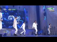 150423 INFINITE (인피니트) - Shower (소나기) @ Mnet 엠카KCON - YouTube
