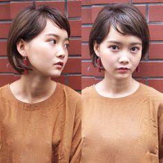 【HAIR】UEKI/nanukさんのヘアスタイルスナップ(ID:215391)