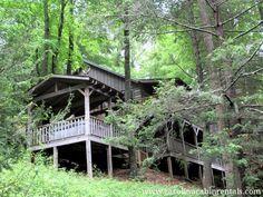 Raccoon Ridge Cabin