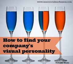 How to find your Company's Visual Personality