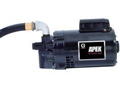 12 volt Graco gear pump Kit