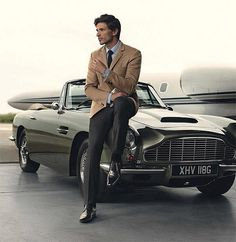 I too like cars, but prefer classic styles Dom say's while leaning on an olde he's had for ages. While Damon and Nathan stand back watching the newest man coming into the Romeo siblings family, through marriage.