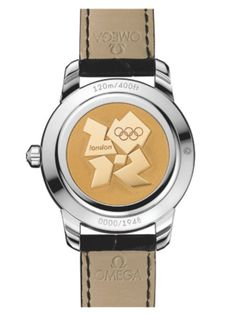 Ultimate London Olympics collectable: the Omega limited-edition Seamster watch