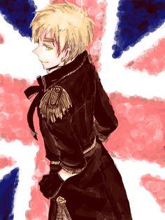 England/Arthur Kirkland
