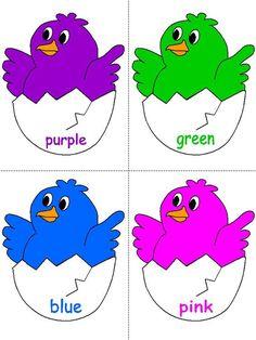 Resultado de imagen de picasa educacion infantil colores