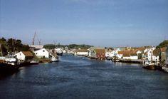 Fischerstädtchen, Foto: U. Kretschmer