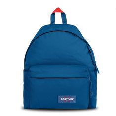 The Eastpak Padded Pak'r Backpack in Urban Blue is a backpack made for convenience, security and style. The iconic Padded Pak'r backpack in Eastpak's urban blue design, designed for comfort with our signature construction. Nylons, Denim Noir, Globe Skate Shoes, Urban, Prezzo, Blue Design, Suspenders, Spring Summer