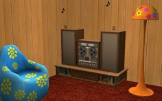 The Sims 2 - Store Point Bundle Stereo for + Recolors