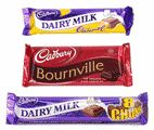 Cadbury chocolates :) dairy milk rules
