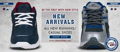 Be the First with new style! Find new running and #casualshoes from Campus, starting @ just Rs. 499 only! Order Now--> http://www.campusshoes.com/new-arrival.html