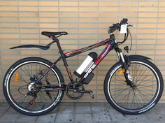 E-Bike montanha Preta (250W)
