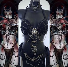 Enchantress (Top/ Headband ONLY) - Rave wear, rave outfit, edm, edc, festival… Rave Halloween Costumes, Halloween Cosplay, Superhero Halloween, Gothic Halloween, Halloween 2016, Cosplay Diy, Cosplay Costumes, Group Cosplay, Enchantress Costume