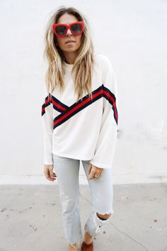 Off White Pullover