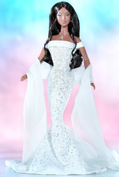 2003 April Diamond™ Barbie® Doll | Barbie Collector, Release Date: 9/1/2003 Product Code: C0586, $_