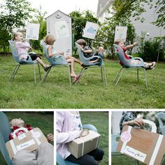 Backyard Games | Imaginary Airplane Ride.....great for trip preparation!